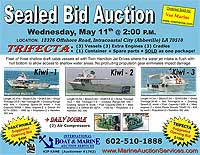Kiwi- Sealed Bid Auction